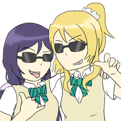 love live! school swaggie project by Super-Genki