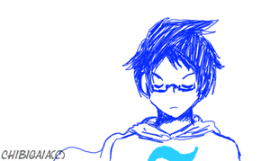 Homestuck Animation WIP by ChibiGaia