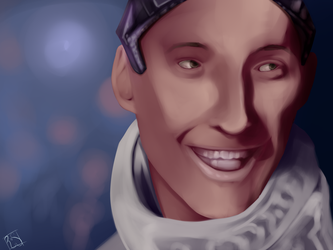 Vitas : 7th Element Speed Paint by querulousArtisan
