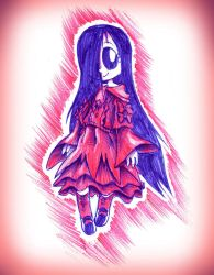 Erma in a Red Dress by OUTCASTComix