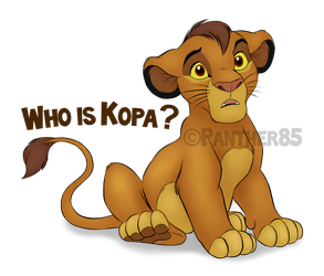 Who is Kopa? by Panther85