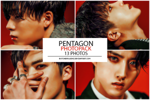 Pentagon - photopack #02 by butcherplains