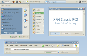 XPM Classic RC2 by b0se