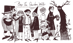 Over the garden wall TS by imamong