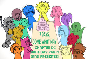 Naruto+Ch.IX+CuteGroupPicture by Joycethemonster
