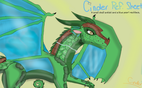 Updated Cinder ref. by Galaxies-and-Geckos
