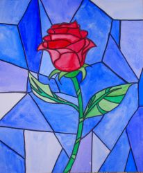 Stained Glass by suillean