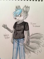 Ripmin (Requested by ColttheWolf) by maeven3