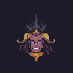 Witch Doctor Portrait by ThisIsEllian