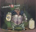 Zombie Gragas by HolyElfGirl