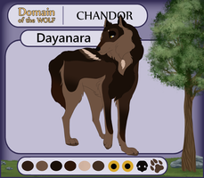 [DotW - Application] Dayanara | Chandor by smimley