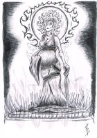 At The Solstice of Fertility (Preg) by SV-Writer