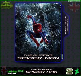 The Amazing Spider Man (2012)2 by Loki-Icon