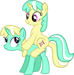 Gemini (Morningstar-1337's request) by chipmagnum