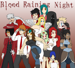 Blood Raining Noight by BaiWaiZai