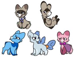 Gift of Doodles by Angel--Tale
