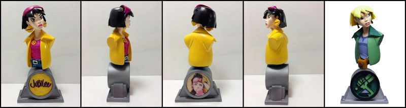 Classic Jubilee Bust Customized from Kate Corrigan by UnicornPegasus