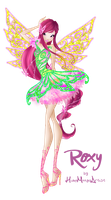 Roxy Butterflix Fairy Couture by HimoMangaArtist