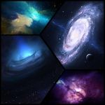 Space, Galaxy and Nebula Wallpaper Collection by fisabilillah