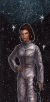 Princess Leia Organa by Phraggle