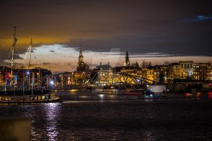 Amsterdam Light Festival by Perseus67
