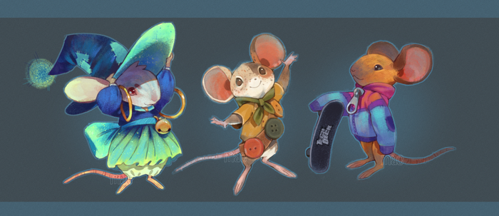 Mice for sale!! by cheepers