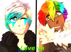 .:Love ya:. by BrassWarrior