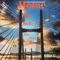 Home is where the story begins by Clapham1994