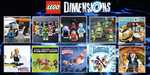 Top 10 Future Lego Dimensions Worlds by JasperPie