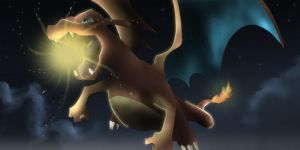 Charizard by All0412