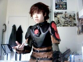 Hiccup Cosplay (Complete/Test Run) by KT-ExReplica