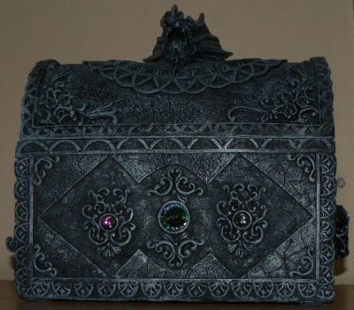 Dragon Chest by Deaths-stock