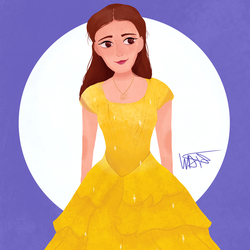 Belle by yomanw
