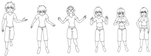 Male to Female Transformation Sequence TG - Lina by majorkerina