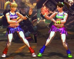 SFxT Mod - Xiaoyu: Lollipop Chainsaw Cosplay by Segadordelinks