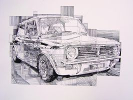 deconstruct 72 - clubman by lettuce7