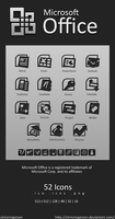 MS Office Icons by chrisringeisen