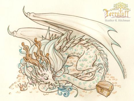 Smaugust 2017 #8 Sleeping Tight by HeatherHitchman