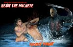 Jason... Ready the Machete Coming Soon by Projectfright