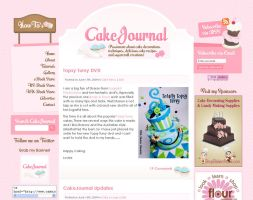 CakeJournal Revamp by arwenita