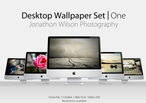 Wallpaper Pack One by city17