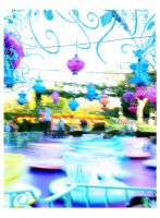Tea Cups by overexxxposed