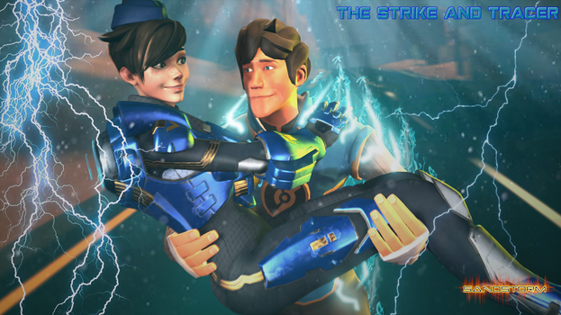 The Strike and Tracer [SFM] by Sandstorm-Arts