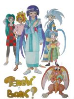 Tenchi Love by LinaAir