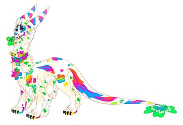 Let's Celebrate!! ~Lotto the Clovertail~ by Witchin