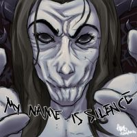 2014, 'My Name Is Silence' by AMS-Jotun