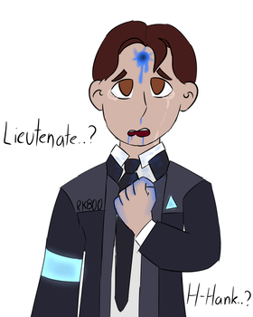 Ded Boi From Cyberlife by Tisha2302