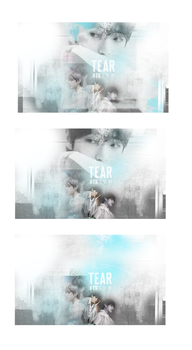 TAEHYUNG_TEAR_3VER by VaderMi