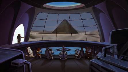 Rovers Office Screens - The Black Pyramid by CCB-18