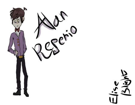 Alan Reperio by Elise-Blight